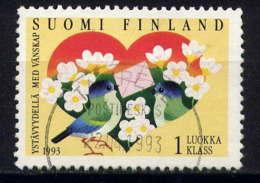 FINLANDE. - 1164° - OISEAU MESSAGER - Finlande
