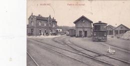 STATION GARE DE HAECHT VICINAL - Gares - Sans Trains