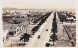 Tunisia Tunis Avenue Gambetta Real Photo - Tunisia