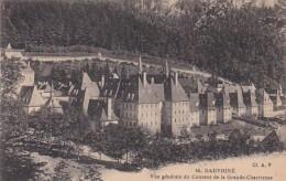 France Dauphine Vue Generale Du Couvent De La Garnde Chartreuse - France