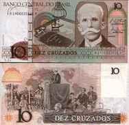 Brésil 10 CRUZADOS Pick 209b NEUF - Brazilië