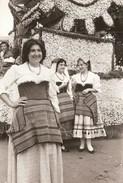 Pietracamela - REAL PHOTO (12,0 X 18,0 Cm) - Costumi - Teramo - Italia - Teramo