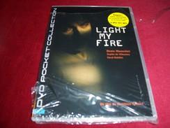 COLLECTION DVD  POCKET  LIGHT MY FIRE DE MATHIEU VOLLAIRE - DVD
