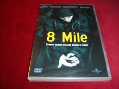 8 MILE  AVEC EMINEM  / KIM BASINGER +++++++NEUF - DVDs