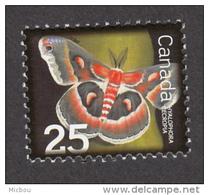 Canada, 2007, Papillon, Butterfly - Ongebruikt