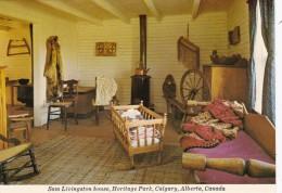 Canada Calgary Wainwright Hotel Terrace & Garden Heritage Pa