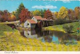 Canada Quebec Souvenir Mont-Louis Old Water Mill - Quebec