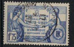 FRANCE      N° YVERT  :    357   ( 2  )      OBLITERE - Used Stamps