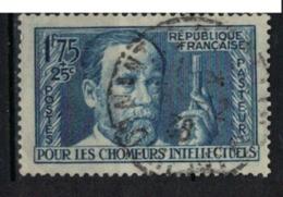 FRANCE      N° YVERT  :    385    ( 5 )      OBLITERE - Used Stamps