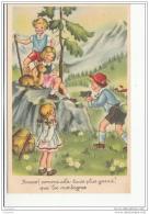 Illustrateur - Non Signe - Enfant Montagnards - Le Faon Et Le Photographe - Hedendaags (vanaf 1950)