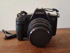 Appareil Photo Canon EOS 630 + Objectif Photoline AF Zoom 35-80mm - 1:4-5.6 - Appareils Photo