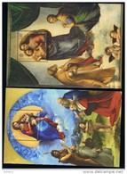 2012 - VATICAN - VATICANO - VATIKAN - D11L - MNH SET OF 2 STAMPS  ** - Vatican