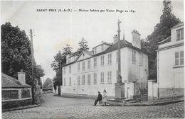 SAINT PRIX: MAISON HABITEE PAR VICTOR HUGO - Saint-Prix