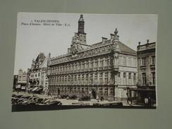 NORD VALENCIENNES PLACE D'ARMES HOTEL DE VILLE - Valenciennes