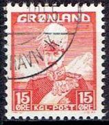 GREENLAND  # FROM 1938  STAMPWORLD 5 - Greenland