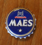 Bière Beer Bier Cerveza Cerveja Birra MAES - Bière
