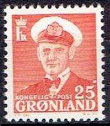 GREENLAND  # FROM 1950 STAMPWORLD 32** - Ongebruikt