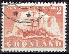 GREENLAND  # FROM 1950 STAMPWORLD 35 - Groenlandia
