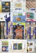 EUROPA Blocs ** 335€ CEPT Bf Montenegro Croatia CYPRUS SHQIPERIA PERU Latvija Georgia Serbia CEYLON Makedonia Bosna - Stamps