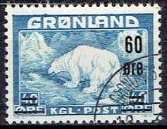 GREENLAND  # FROM 1956 STAMPWORLD 37 - Greenland