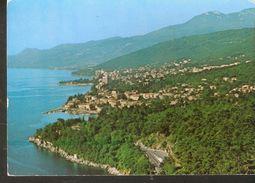 K2. Yugoslavia OPATIJA Riviera - Mountains Landscape View - Posted In 1983 - Yugoslavia