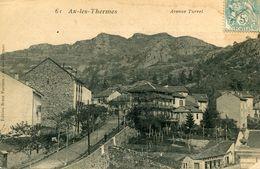 AX LES THERMES - Ax Les Thermes