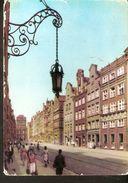 K2 Poland GDANSk Ulica Dluga Posted RUCH Photo Postcard 1960s - Poland