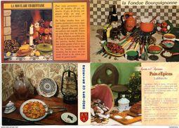 Cp - Enorme Collection + De 1000 Cp RECETTES DE CUISINE Différentes - Cartes Postales
