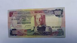 ANGOLA 1000 ESCUDOS 1972 - Angola