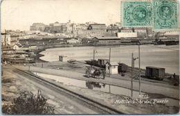 ESPAGNE -- MELILLA --  Vista Del Puerto - Almería