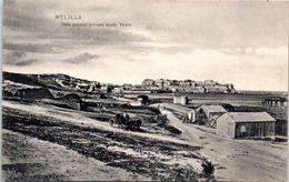 ESPAGNE -- MELILLA --  Vista General Torrada Desde Trina - Almería