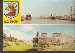 K2 Poland SZCZECIN Port Na Odrze Waly Chrobrego Aleja Wyzwolenia - Poland