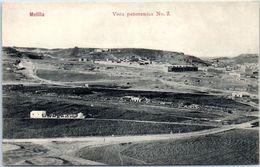 ESPAGNE -- MELILLA --  Vista Panoramica N° 2 - Almería