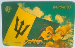 Barbados 15CBDC Flag $40 - Barbades