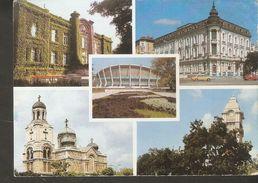 K2 Bulgaria VARNA City On The Black Sea - Stadion Stadium Palace Cathedral Church Clock Tower - Bulgaria