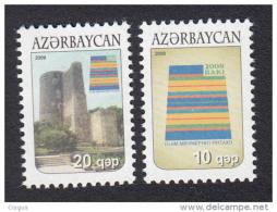 Az 0753-754 Azerbaijan Aserbaidschan 2009 - Azerbaïdjan