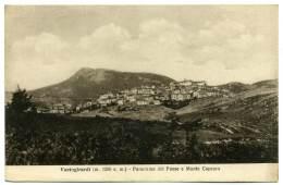 R.908.  VASTOGIRARDI - Isernia - Italie