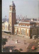 K2 Bulgaria VARNA Warna City On The Black Sea - Railway Station - Old Car Clock Tower - Bulgaria