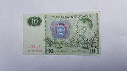 SVEZIA 10 CORONE - Svezia
