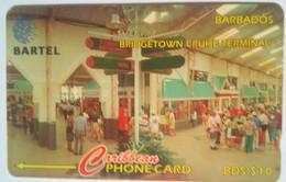 Barbados 16CBDC  Cruise Terminal $10 - Barbados