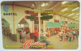 Barbados 88CBDD Cruise Terminal $10 - Barbados