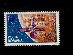 Rumänien 2395 Start Ranger 9 MNH ** Postfrisch - 1948-.... Republics