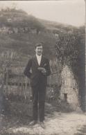 Photographie - Carte-Photo Portrait Jeune Homme - A Situer - Photographie