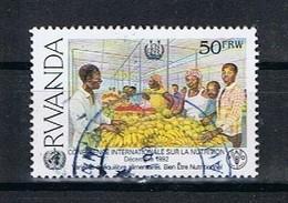 Rwanda Y/T 1316B (0) - Rwanda