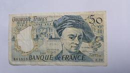 FRANCIA 50 FRANCHI 1992 - 1962-1997 ''Francs''