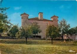 CONCOULES Le Chateau De CHAMBONNET  16   (scan Recto-verso)FRCR00080 P - Frankreich