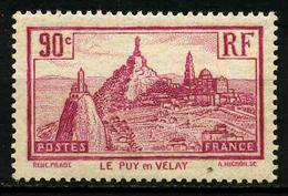 FRANCE -  YT 290 ** - TIMBRE NEUF ** - Neufs