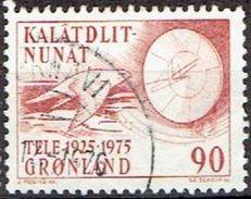 GREENLAND  # FROM 1975  STAMPWORLD 94 - Oblitérés