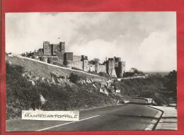 England - DOVER CASTLE - Kent - Genral View From  N W - Dover