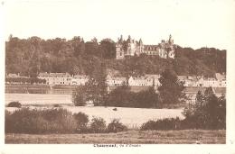 41 - Chaumont, Vu D'onzain -  (non Circulée) - [Chaumont-sur-Loire Château] - France